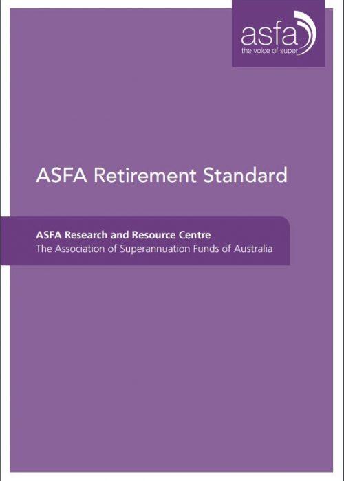 AFSA Retirement Standard